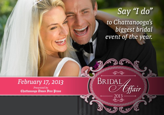 Bridal Affair Flyer
